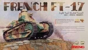 Model Meng TS-011 czołg lekki FT-17