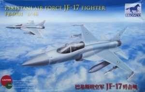 Model myśliwca JF-17 Fighter Bronco FB4001