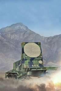 System radarowy MPQ-53 C-Band Trumpeter 01023