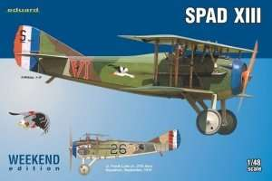 Fighter WWI Spad XIII - Eduard 8425