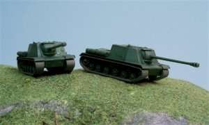 Italeri 7503 ISU 122 - 2 modele