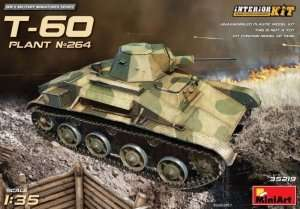 MiniArt 35219 T-60 Plant No264