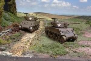 Italeri 7520 M4A3E2 Sherman Jumbo - 2 modele