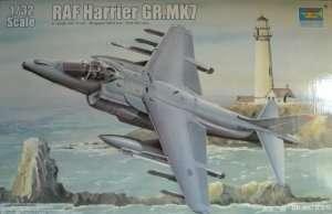 Trumpeter 02287 RAF Harrier GR.MK 7