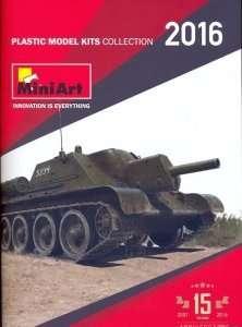 MiniArt - Katalog 2016