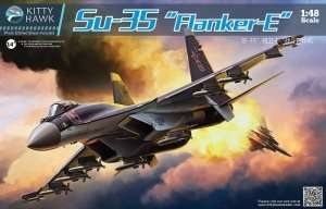Kitty Hawk KH80142 Su-35 Flanker E