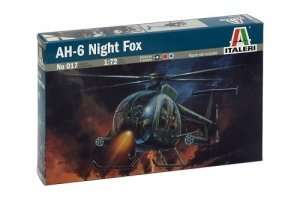 Italeri 017 AH-6 Night Fox
