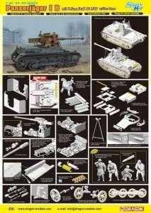 Model Panzerjager IB mit StuK 40 L/48 Dragon 6781
