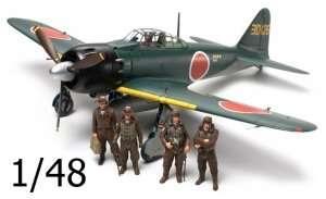 Tamiya 61103 Mitsubishi A6M5/5a Zero Fighter (Zeke)