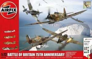 Airfix A50173 Battle of Britain - 75th Annivensary Gift Set