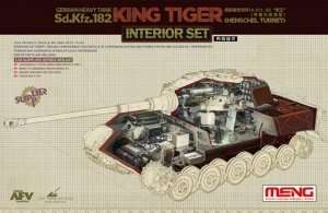 Meng SPS-037 Sd.Kfz.182 King Tiger Interior Set