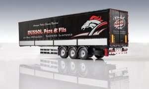 Italeri 3885 Cargo Trailer