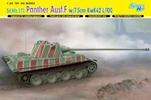 Dragon 6799 Sd.Kfz.171 Panther Ausf.F w/7.5cm KwK42 L/100