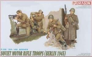 Dragon 6019 Soviet Motor Rifle Troops (Berlin 1945)