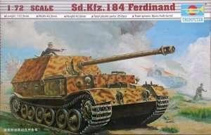 Model niszczyciela czołgów Fredinand Trumpeter 07205