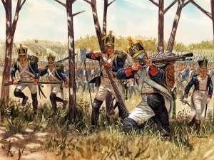 Italeri 6066 French Infantry
