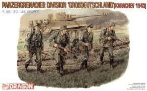 Dragon 6124 Figurki Panzergrenadier Division Grossdeutschland