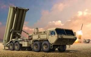 Trumpeter 01054 THAAD rakietowy system antybalistyczny