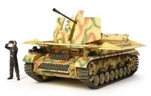 Tamiya 32573 German Flakpanzer IV Mobelwagen w/ Flak43