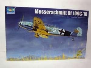 Trumpeter 02298 Messerschmitt Bf109G-10
