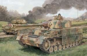Dragon 6575 German Tank Pz.Kpfw.IV Ausf.J
