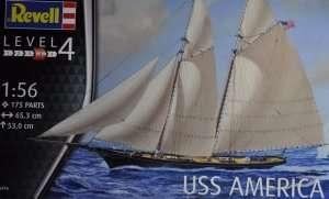 Revell 05416 USS America