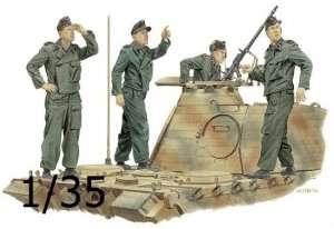 Achtung - Jabo załoga oddziałów pancernych Dragon - 6191