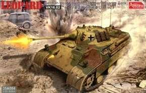 Czołg VK1602 Leopard Amusing Hobby 35A004