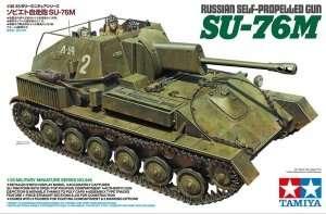 Tamiya 35348 Russian SU-76M