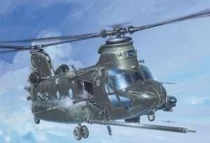 Italeri 1218 MH-47E SOA Chinook