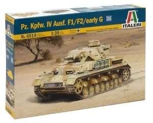 Italeri 6514 Sd.Kfz.161/2 Pz.Kpfw. IV Ausf. F1/F2/early G
