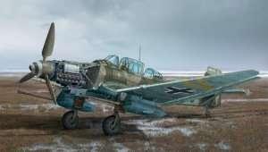 Italeri 2722 Ju 87 G-2 Stuka