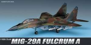 Academy 12263 fighter MiG-29A Fulcrum A
