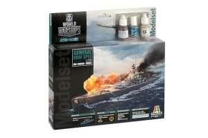 WoWs zestaw - Admiral Graf Spee - Italeri 74003