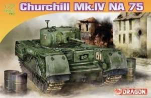Dragon 7507 Churchill Mk. IV NA 75