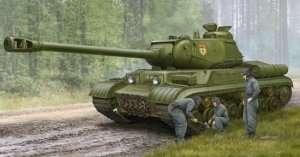 Trumpeter 05589 Radziecki czołg ciężki IS-2M wczesny