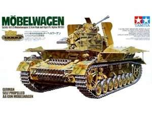 Tamiya 35237 German self propelled AA Gun Mobelwagen