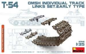 MiniArt 37046 T-54 OMSh Indyvidual Track Links Set. Early Type