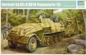 Model Sd.Kfz 8 Gepanzerte 12t Trumpeter 01584