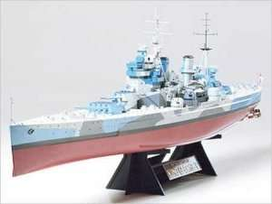 Tamiya 78010 British Battleship King George V