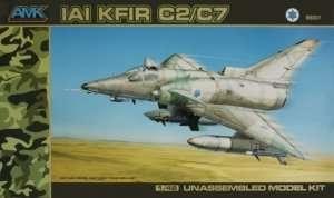 Myśliwiec IAI Kfir C2/C7 AMK 88001