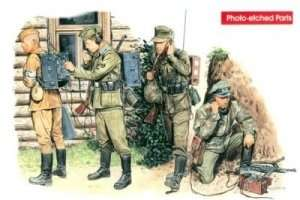 Dragon 6053 German Signal Troops