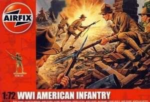Airfix A01729 Figurki - WWI Amerykańska piechota