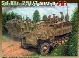 Dragon 6223 Sd.Kfz.251/7 Ausf.D Pionierpanzerwagen
