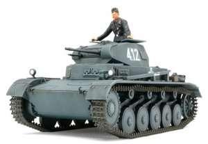 Tamiya 32570 German Panzerkampfwagen II Ausf. A/B/C