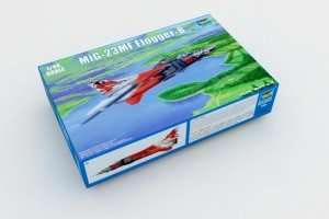 Trumpeter 02854 Russian MiG-23MF Flogger B
