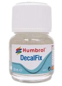 Humbrol AC6134 Płyn do kalkomanii - DecalFix 28ml