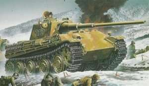 Dragon 6027 Panzerkampfwagen Panther II