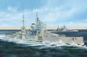 Trumpeter 05324 HMS Queen Elizabeth 1943