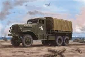 Hobby Boss 83801 US White 666 Cargo(Hard Top)